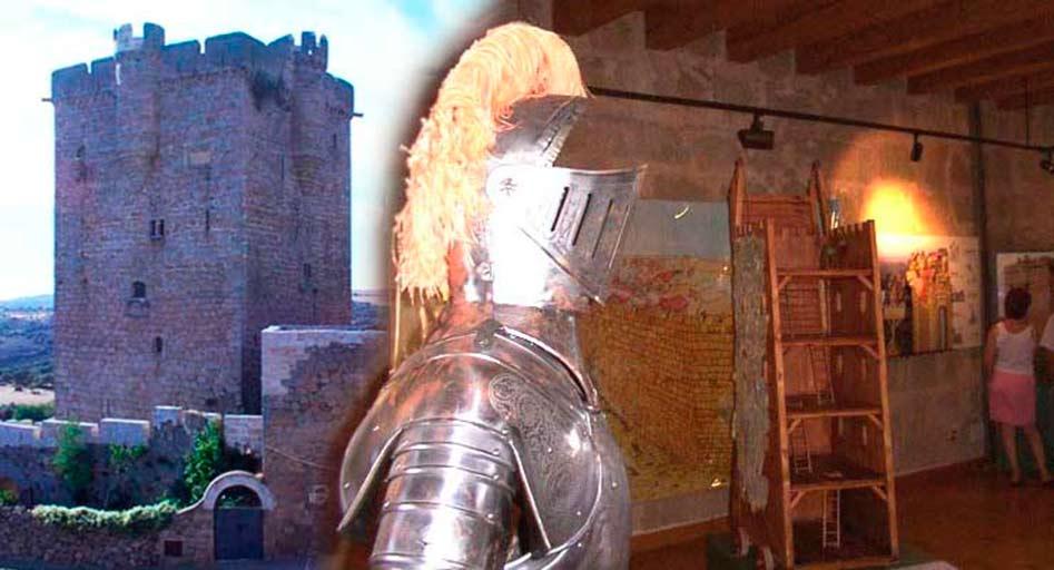 Castillo Museo de San Felices de Los Gallegos