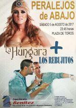 Concierto LA HUNGARA + LOS REBUJITOS