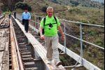 La Diputación invertirá 800.000 euros para hacer turística la línea férrea de La Fregeneda a Barca D´Alva