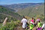 MIEZA: La marcha 'Las Arribes del Duero' recibirá este domingo a la primavera
