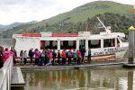 VILVESTRE: Los paseos fluviales por el Duero, principal atractivo turístico