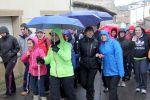 MIEZA: Medio millar de personas participan en la XX Marcha ´Arribes del Duero´
