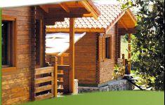 Cabañas de madera Cabañas del Cortino