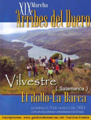 XIX Marcha Arribes del Duero. Vilvestre.