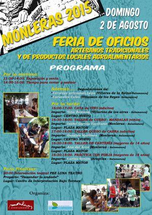 Feria de Oficios artesanos tradicionales