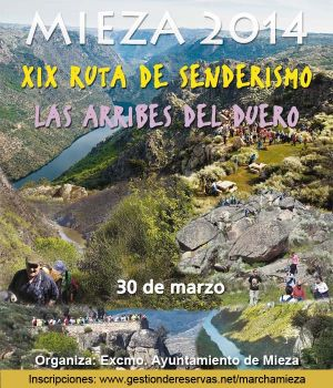 XIX Marcha Arribes del Duero. Mieza.