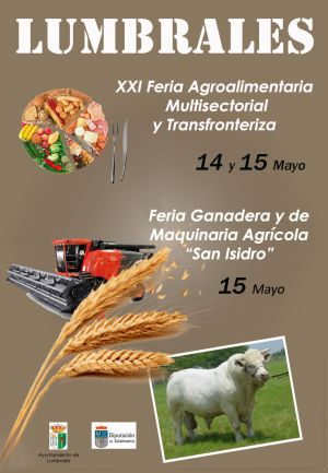 XXI FERIA AGROALIMENTARIA, MULTISECTORIAL Y TRANSFONTERIZA