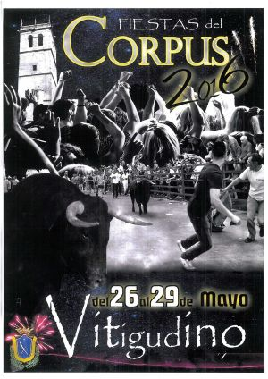 FIESTAS DEL CORPUS 2016