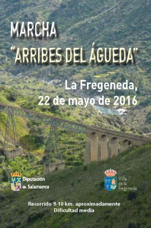 MARCHA ´ARRIBES DEL AGUEDA´