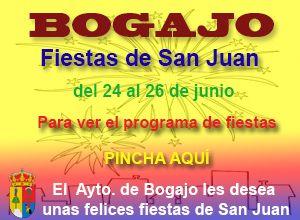 Fiestas SAN JUAN 2016