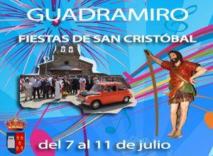 Fiestas de San Cristobal 2016