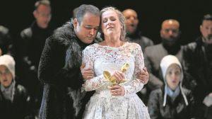 Retransmisión de la ópera ´I Puritani´