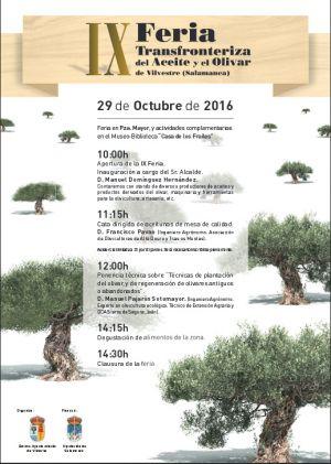 IX Feria Transfronteriza del Aceite y el Olivar