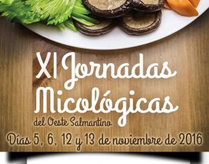 SAN FELICES, Restaurante Mesa del Conde: XI JORNADAS MICOLÓGICAS