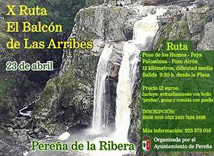X Ruta de Senderismo 'El Balcón de Las Arribes'