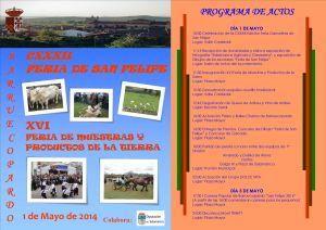 Feria Ganadera de Barruecopardo