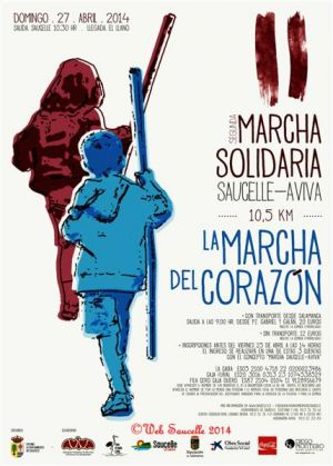 II Marcha Solidaria