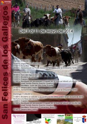 Fiestas EL NOVENO 2014