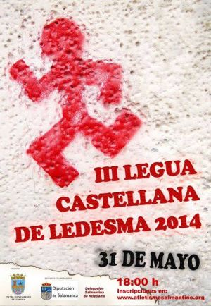 Carrera III Legua Castellana de Ledesma