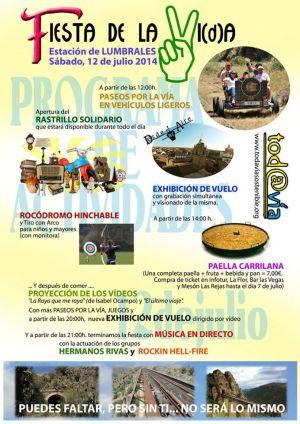 Asociación Todavi@. Fiesta de la Vid(a)