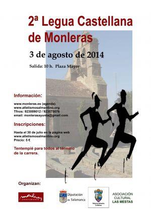 Carrera 2ª Legua Castellana de Monleras