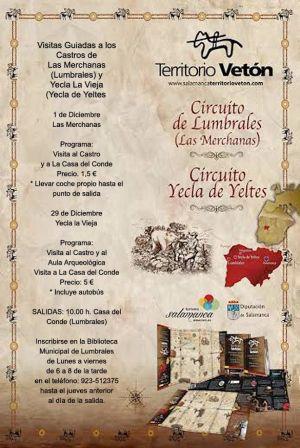 Visita guiada al Castro de Las Merchanas