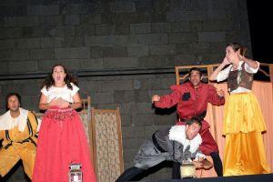 Teatro: ´Tres entremeses de Cervantes´