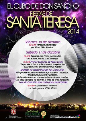 Fiestas de Santa Teresa 2014