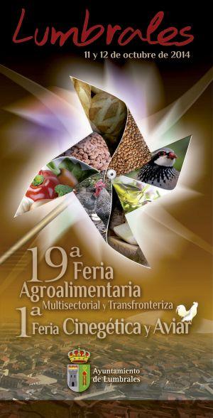 19ª Feria Agroalimentaria Multisectorial y Transfronteriza