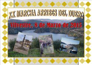 XX Marcha de Senderísmo. VILVESTRE