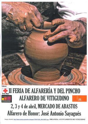 II Feria de Alfarería y del pincho Alfarero