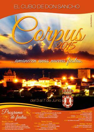 Fiestas del Corpus 2015