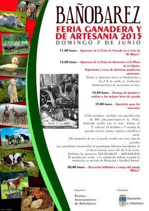 Feria Ganadera y de Artesanía